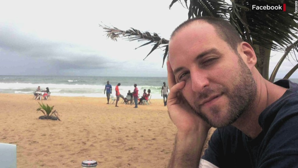 "American <a href=""http://www.cnn.com/2014/10/03/health/ebola-nbc-ashoka-mukpo/"">Ashoka Mukpo</a> is a freelance cameraman who was working for NBC News in Liberia when he became ill with Ebola symptoms. He was flown to The Nebraska Medical Center on October 6."