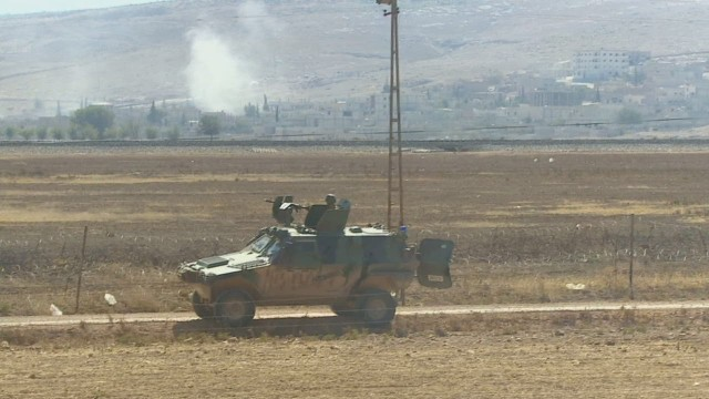 ISIS forces enter Kobani, sources say