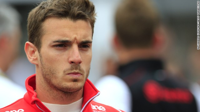 F1's Jules Bianchi dies from crash injuries