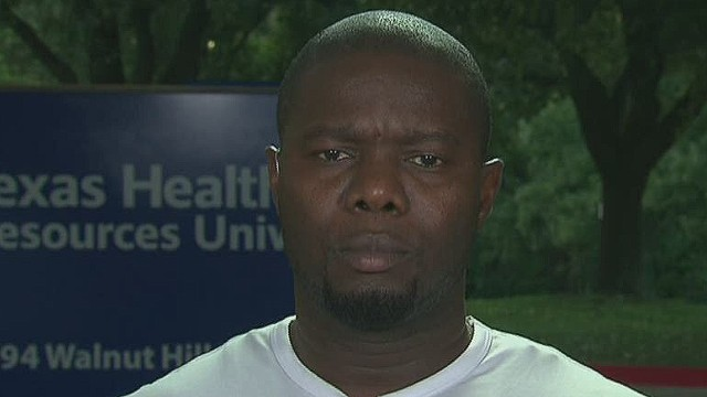 Nephew of Ebola patient speaks out