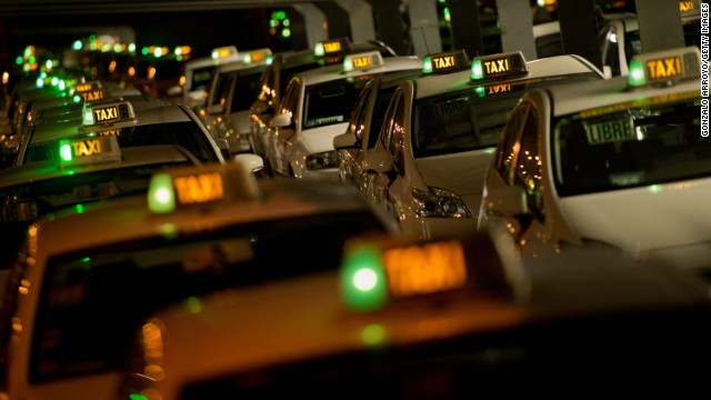 Knowing full well many travelers are too bewildered after a long-haul flight to find the regular taxi rank, some drivers think the easiest way to pick up a fare at the airport is with incessant, annoying badgering in the arrivals hall.