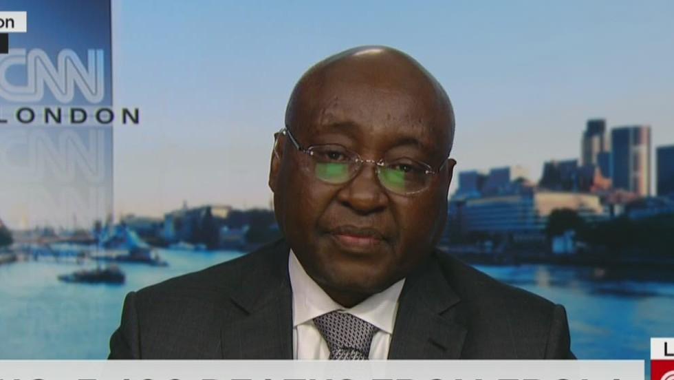 Ebola funding falling short - CNN Video