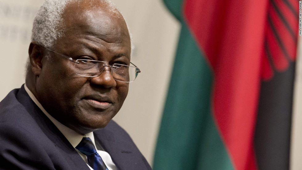 Ernest Bai Koroma is the president of Sierra Leone, which has had more than 2,400 cases, including 623 deaths.