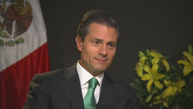 One-on-one with Mexico's president