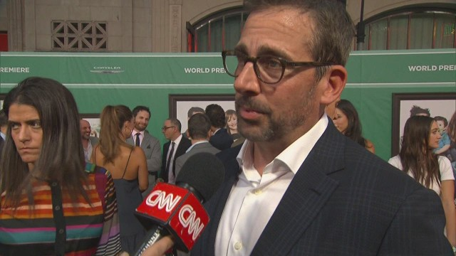 What makes Steve Carell think of home?_00010428.jpg