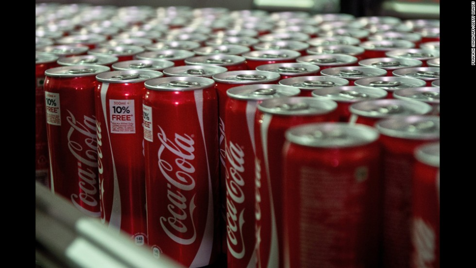 Coke ranked third with its brand value at $81 billion, up 3% compared to last year.