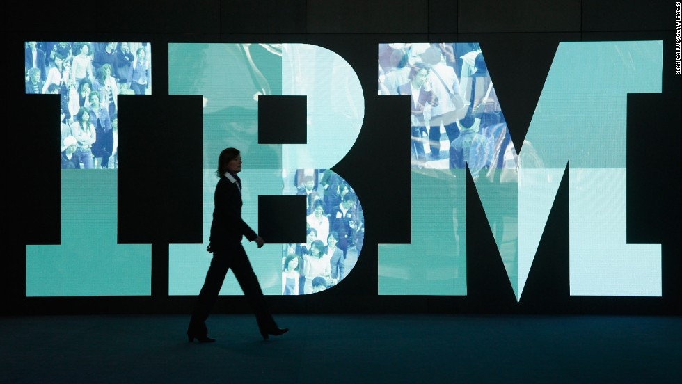 IBM managed to stay in fourth place, the same as last year, despite losing 8% of its brand value.