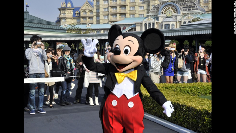 Disney had a good year, increasing its brand value to $32 billion, a jump of 14% year-on-year.