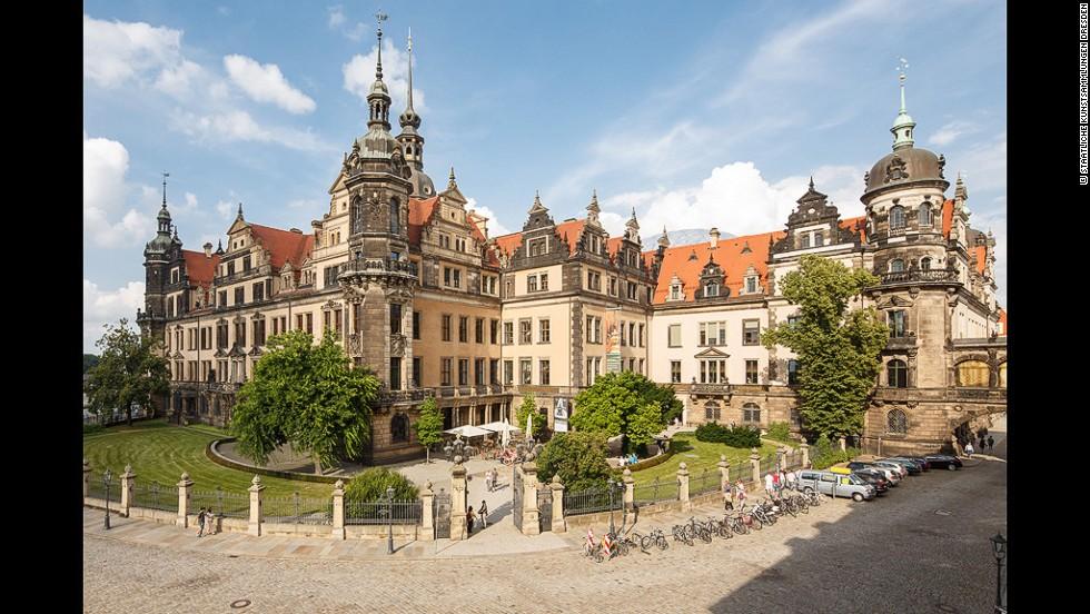 Huge haul of treasure stolen in German castle vault heist
