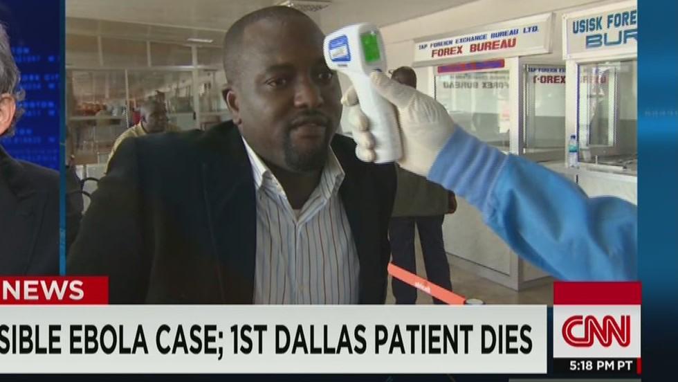 Congressmen to Obama: Step up Ebola defense