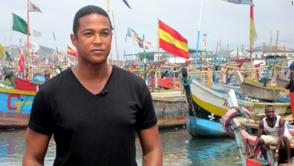 Don Lemon traces his family history from a Louisiana plantation to the hub of the transatlantic slave trade in West Africa.
