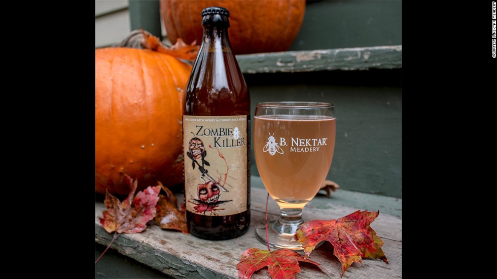 Though it's technically a cider, the Zombie Killer from B. Nektar Meadery is worth a try. (6% ABV)