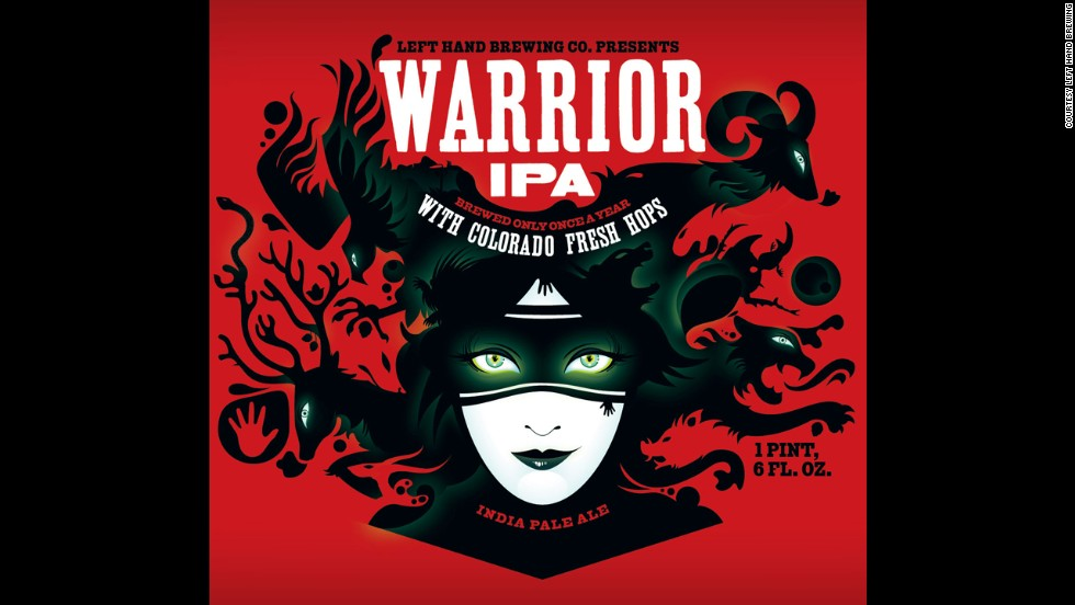 Left Hand Brewing's fresh hop Warrior IPA is also not to be missed. (7.6% ABV)