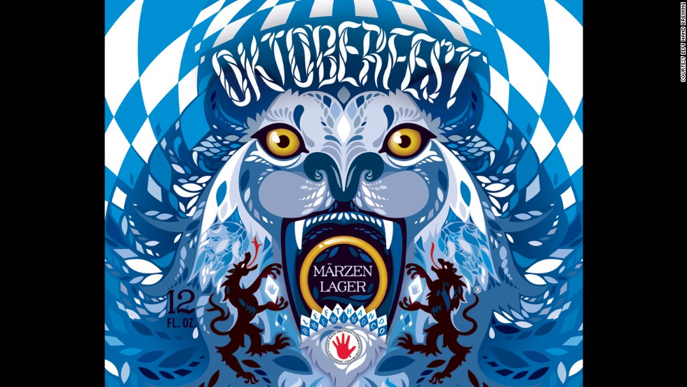 Left Hand is cranking out some great beers this season; its Oktoberfest is a märzen style lager. (6.6% ABV)