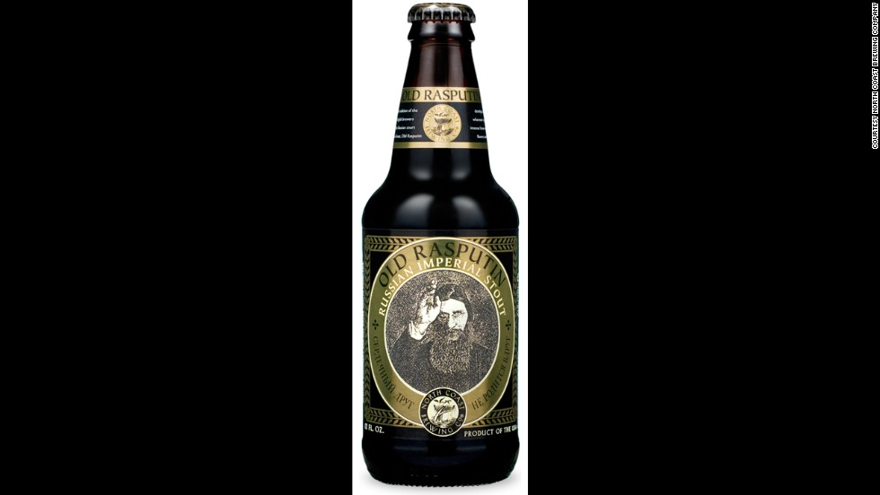 North Coast Brewing Company's Russian Imperial stout is a great introduction to this style of beer. (9% ABV)