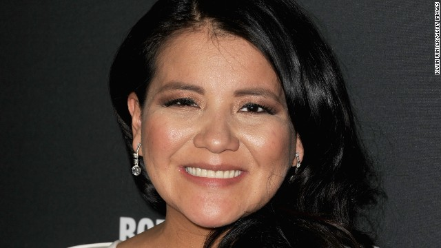 "Misty Upham was nominated for an Independent Spirit Award for her supporting role in ""Frozen River."""