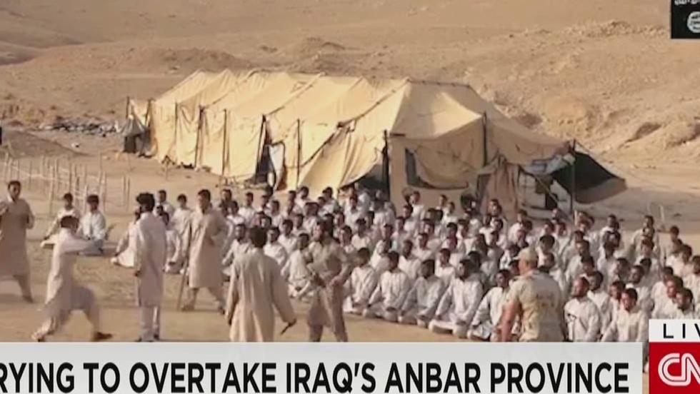 Iraq military abandons key Anbar base to ISIS militants