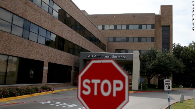 CDC: Ebola patient shouldn't have flown