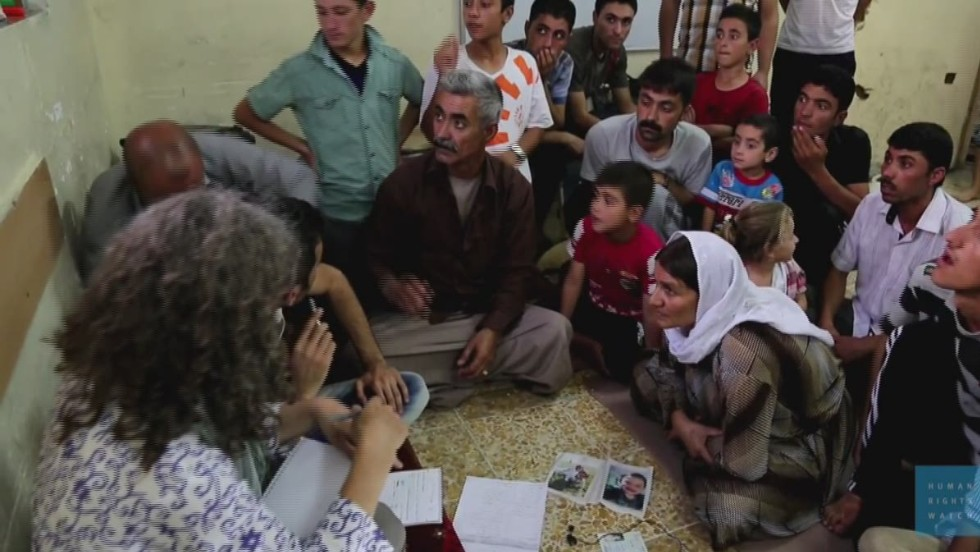 Reports: ISIS enslaving Yazidis