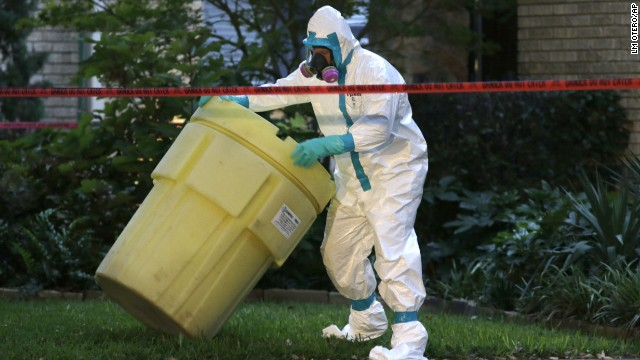 Can the U.S. handle an Ebola outbreak?