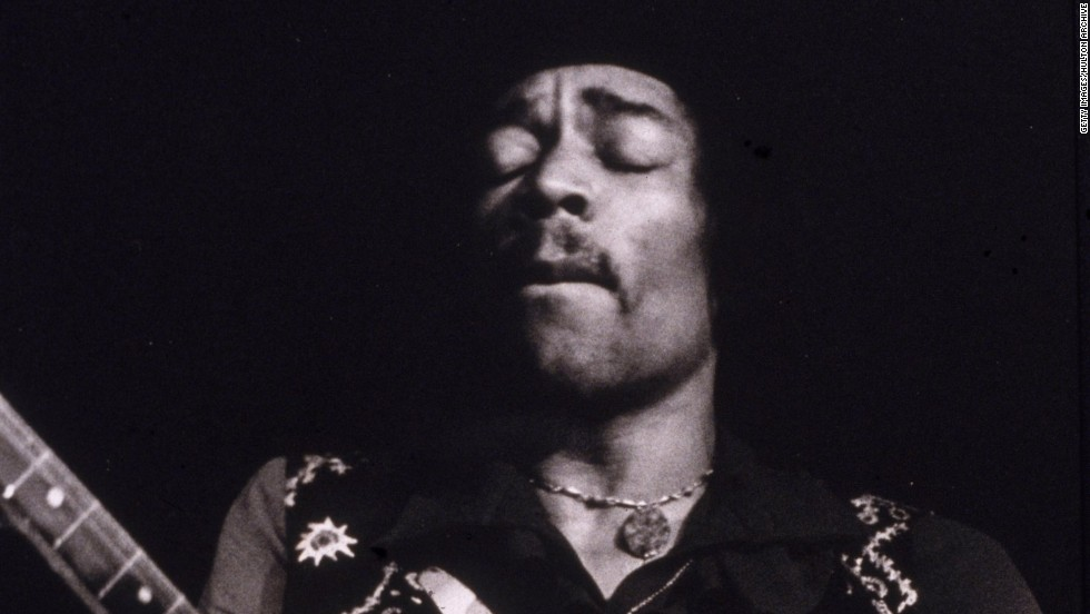 "He wasn't just African-American; Hendrix also had Native American ancestors. He would pay homage to his Native American roots with songs such as ""I Don't Live Today"" and wore a Native American-inspired outfit at Woodstock."