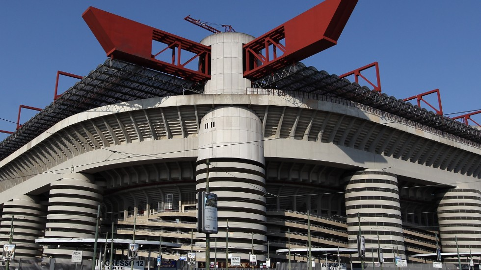 Inter shares the San Siro stadium with AC Milan, but the Nerazzurri rarely fill the venue's 80,000 capacity for home games.