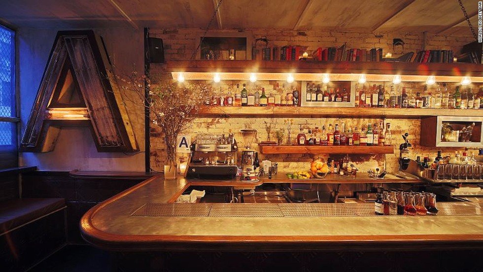 The 50 Best Bars Around The World In 2015 | CNN Travel