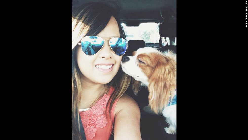 "<a href=""http://www.cnn.com/2014/10/13/health/ebola-nurse-how-could-this-happen/index.html"" target=""_blank"">Nina Pham</a>, 26, is a Dallas nurse involved in Duncan's care who was diagnosed with Ebola, marking the first known transmission of Ebola in the United States. She had on a gown, gloves, mask and a shield during her multiple visits with Duncan, but there was a breach in protocol, health officials said."