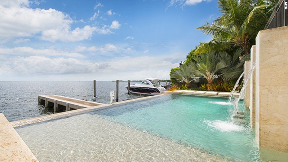 lebron water. basketball star lebron james is selling his miami home for a whopping $17 million, according lebron water