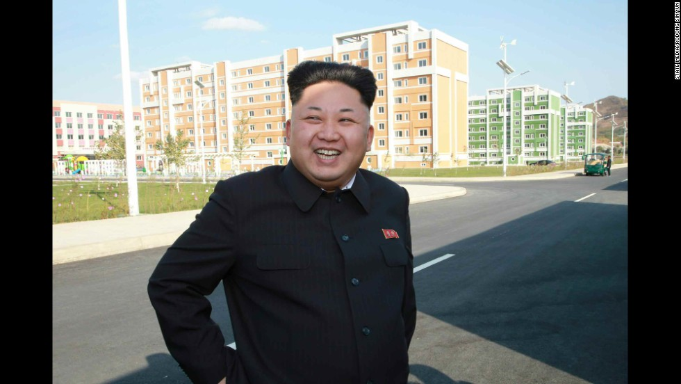 North Korea says leader has reappeared