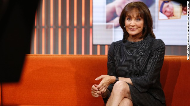 Dr. Nancy Snyderman appears on NBC News' 'Today' show.