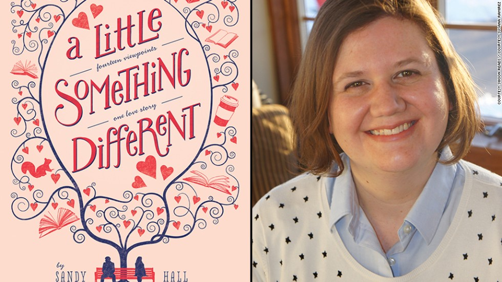 "Sandy Hall's ""<a href=""http://www.swoonreads.com/m/a-little-something-different"" target=""_blank"">A Little Something Different</a>,"" a romance between two college students told from 14 perspectives, was the first book to be published by Swoon Reads in August 2014. On the publishing imprint's website, readers rate and vote for their favorite stories and the covers for books that will be published. See which other authors and books will be published by Swoon."