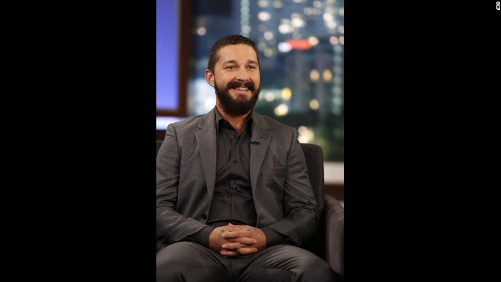 "Over the past year, Shia LaBeouf's behavior has gone from precocious and unpredictable to downright bizarre. As LaBeouf gets back on his feet with his latest film, ""Fury,"" take a look at how the star <a href=""http://www.cnn.com/2014/02/11/showbiz/gallery/guess-the-child-star/index.html"" target=""_blank"">went from a kid actor</a> to a man who briefly preferred to wear a paper bag over his head."