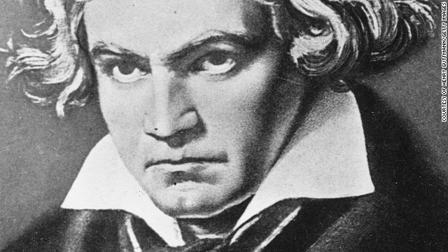 circa 1800: Ludwig van Beethoven (1770 - 1827), German composer, generally considered to be one of the greatest composers in the Western tradition.