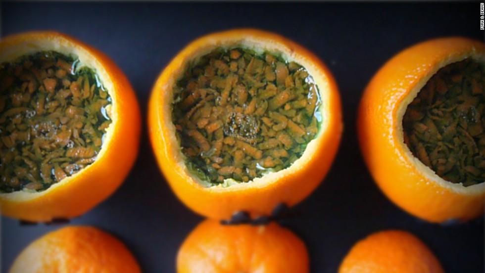 5 Scary Good Healthy Halloween Recipes Cnn