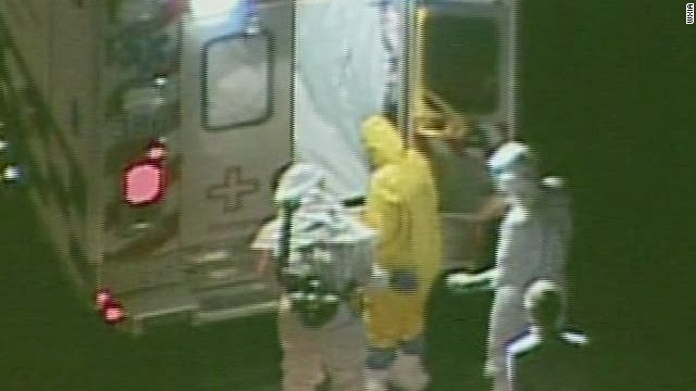 2nd nurse with Ebola arrives in Atlanta