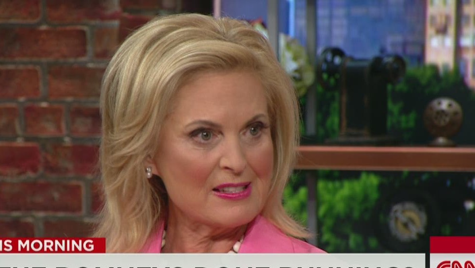 Ann Romney still done with 2016, but never say never