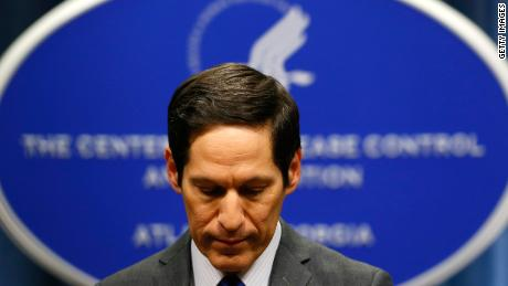 Ex-CDC director Thomas Frieden denies groping allegation