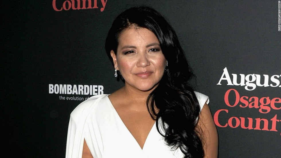 """August: Osage County"" actress <a href=""http://www.cnn.com/2014/10/16/showbiz/celebrity-news-gossip/misty-upham-missing/index.html"" target=""_blank"">Misty Upham</a> was declared dead by a Washington coroner after her body was found along a river in suburban Seattle on October 16."
