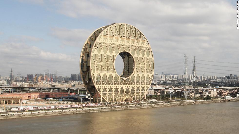 Beijing Set To Take Aim At Weird Buildings Cnn