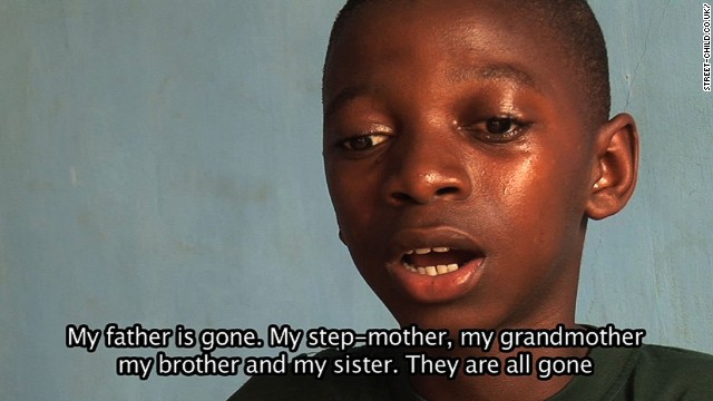 Ebola victim: My family is all gone