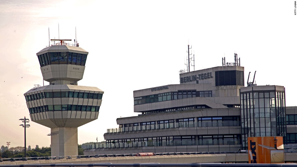 Tegel was originally designed to handle 6 million passengers a year. It now copes with more than three times that number.
