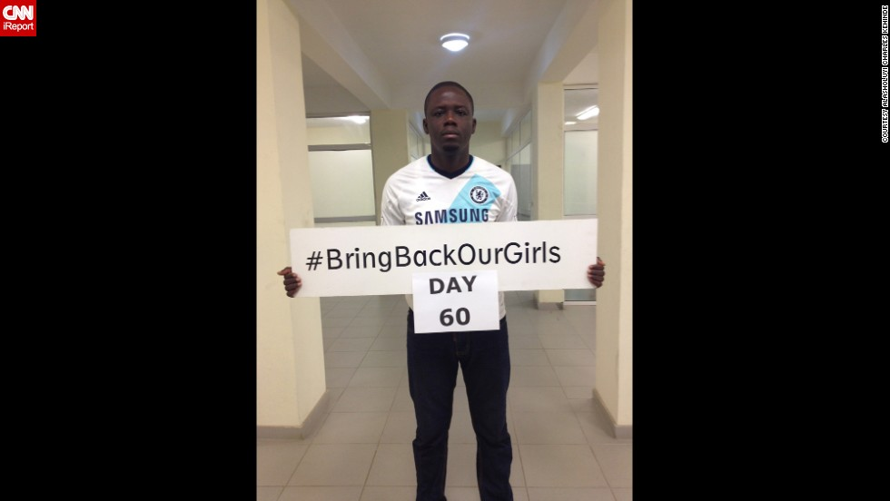 "Weeks after the April 14 kidnapping of 276 Nigerian girls, <a href=""http://www.cnn.com/2014/05/08/world/gallery/bring-back-our-girls-movement/"">worried families and supporters</a> have blamed the government for not doing enough to find them."