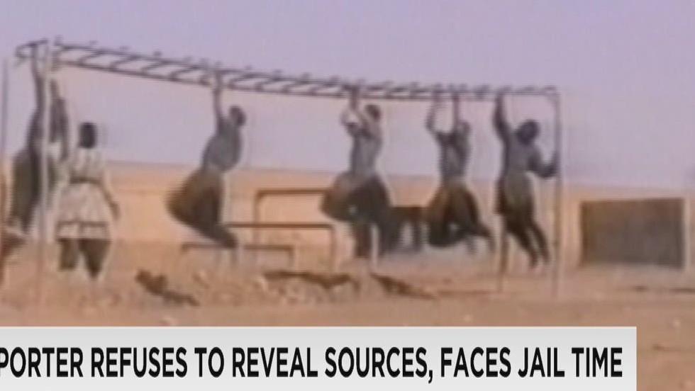 James Risen & the war on whistleblowers - CNN Video