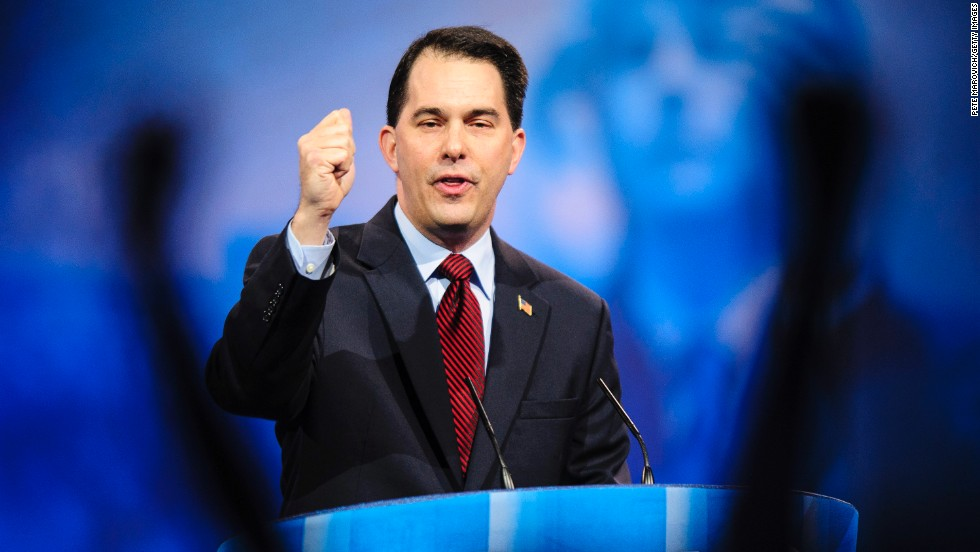 Walker builds 2016 team with likely campaign manager
