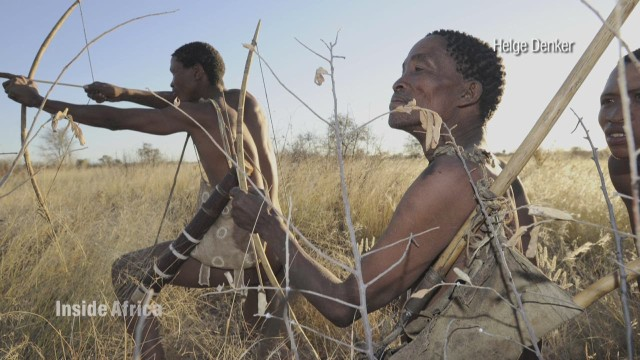Namibia leads way in anti-poaching