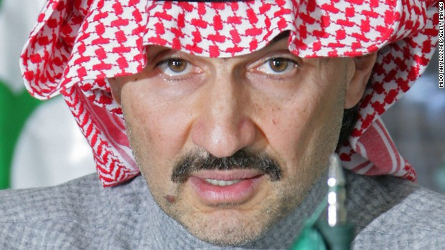 Extremist funding over, says Saudi prince