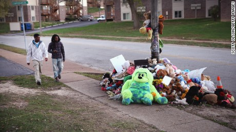Ferguson bracing for grand jury decision