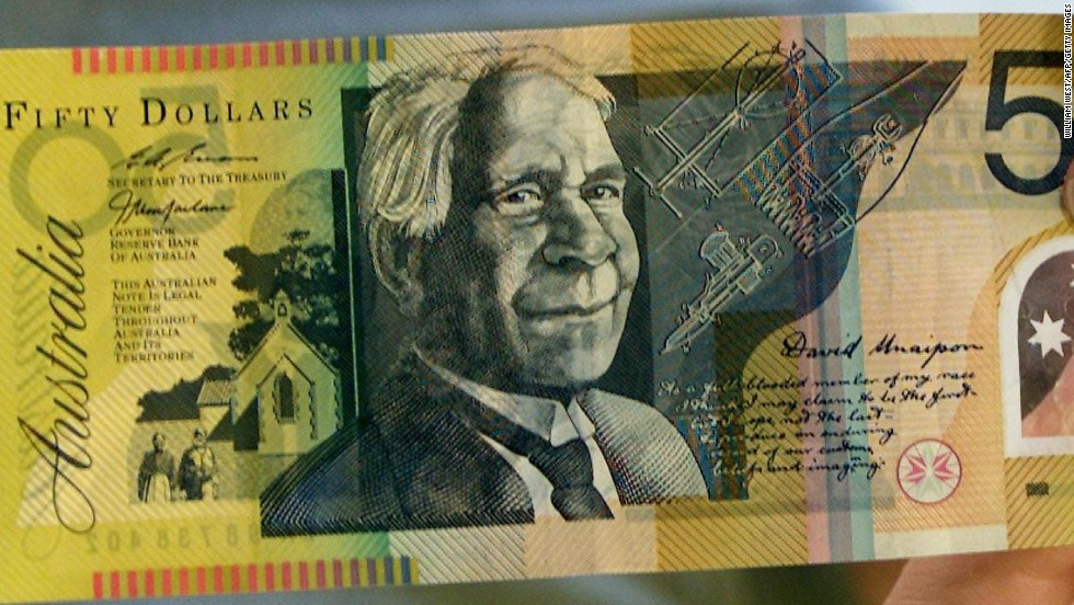 A number of countries have shunned paper money, however, and turned to polymer plastics as a way of defeating counterfeiters. Australia became the first nation to manufacture all of its notes from polymer -- a thin, flexible polypropylene film.