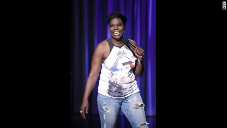 Leslie Jones, other celebs hooked on Olympics action